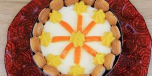Charlotte con mousse all'arancia: ricetta semplice e veloce.