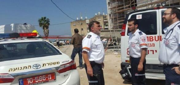 Agresorul nu a opus rezistență în fața polițiștilor