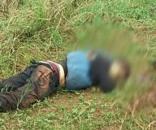 Seis bandidos mortos em confronto com a polícia.