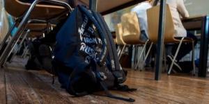 Banchi di scuola (Foto di archivio)
