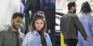 Selena y The Weeknd, la pareja del año