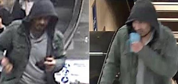 Bild eines Verdächtigen veröffentlicht (Quelle: Polizei Schweden)