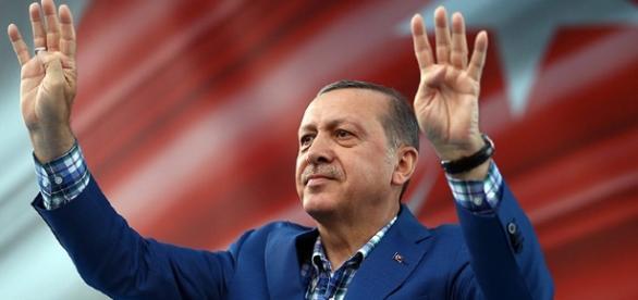 Erdogan: a un paso de consagrarse sultán de los turcos - Federico Gaon - federicogaon.com