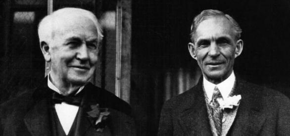 Ford, Tesla, Edison: The 'War of Currents' and cars   GreenBiz - greenbiz.com