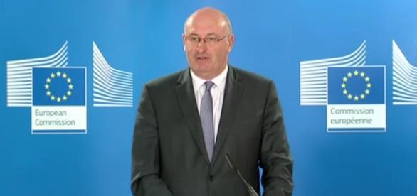 Phil Hogan, commissario europeo per l'Agricoltura