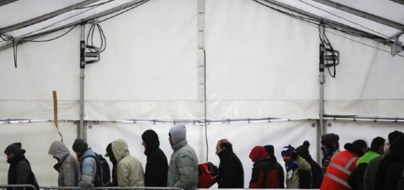 Sie kommen in Massen und nicht alle sind nett: Illegale Zuwanderer. (Source URG Suisse Blasting.News Archive)
