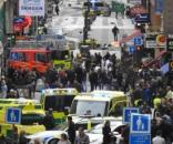 Stockholm terror attack witnesses ran for their lives 'like ants ... - thesun.co.uk