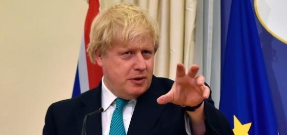 Boris Johnson pulls out of Moscow trip in wake of airstrikes ... - thesun.co.uk
