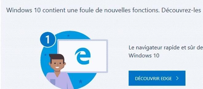 Microsoft : installez la mise à jour Windows 10 Creators