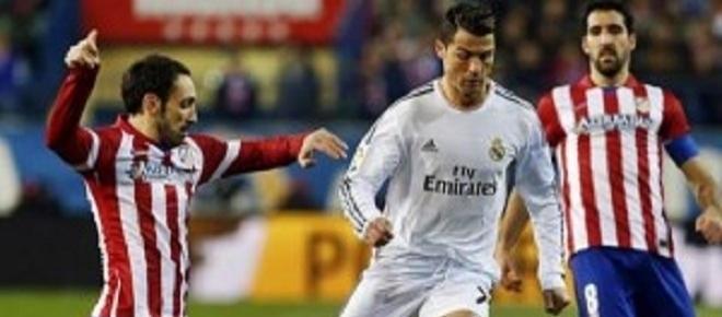 Real Madrid, 1 - Atlético de Madrid, 1: Resumo do jogo da Liga Espanhola
