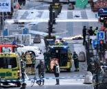 À la suite de l'attentat de Stockholm, la police suédoise a procédé à 500 interpellations et quatre arrestations, dont celle de l'auteur principal