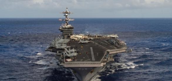 PACOM chief orders Carl Vinson strike group to move toward Korean ... - stripes.com
