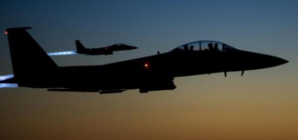 Russian, U.S. aircraft within miles of each other in Syria - UPI.com - upi.com