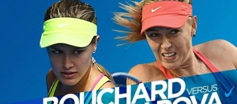 """WTA Madrid Open 2017 match of the 2nd round - can """"Genie"""" use it as a springboard to revive her season? Source = Blasting News Library"""