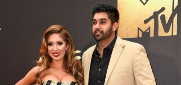 Are 'Teen Mom OG's' Farrah Abraham and Simon Saran Finally tying the knot? - inquisitr.com