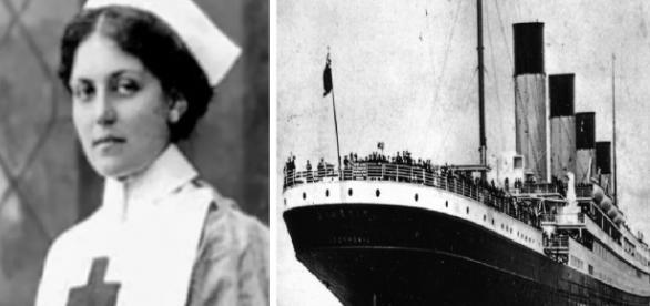 Ela sobreviveu a três naufrágios - Google
