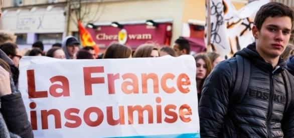 LA BASE DU MOUVEMENT : La France insoumise - blogspot.com