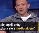 Tomasz Adamek u Kuby Wojewódzkiego (źródło: youtube.com, onet.pl).