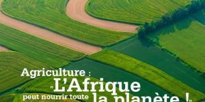 """Agriculture : """"L'Afrique peut nourrir toute la planète !"""" - informationssansfrontieres.com"""