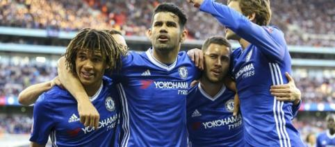 Chelsea Football Club are confident going into their potentially Premier League winning game against West Brom, says Gary Cahill (Photo: The Sun)