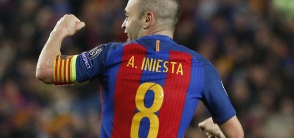 decisión de Iniesta - lavanguardia.com