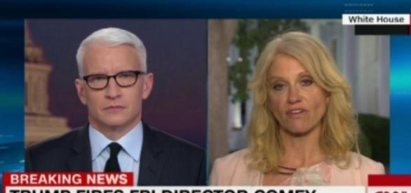 Kellyanne Conway on CNN, via Twitter