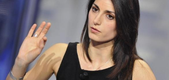 Virginia Raggi da Gianroberto Casaleggio   Giornalettismo ... - giornalettismo.com
