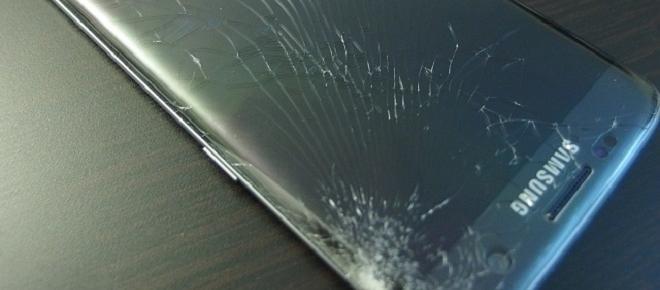 Galaxy S8 è il telefono meno resistente di tutti