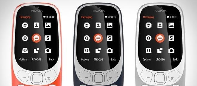 Nokia: Il nuovo 3310 torna in Italia