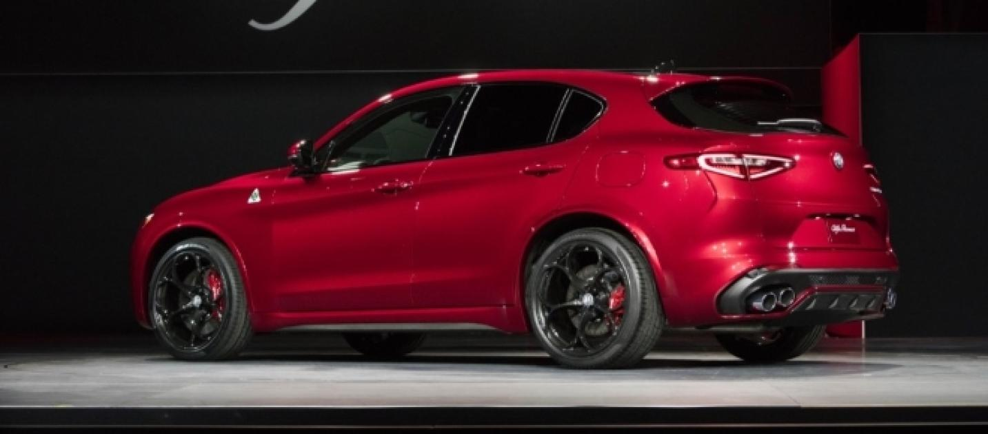 2018 alfa romeo stelvio price engine options and details revealed. Black Bedroom Furniture Sets. Home Design Ideas