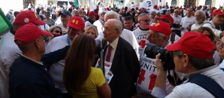Riforma pensioni precoci a montecitorio abolire legge for Montecitorio oggi