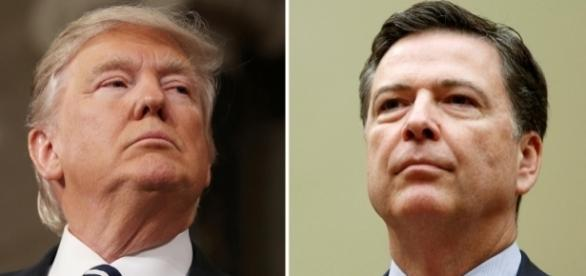 In shock move, Trump fires FBI Director Comey | New Straits Times ... - com.my