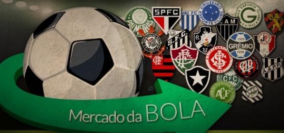 Mercado da Bola, Vasco se movimenta no mercado da bola e confirma reforços.