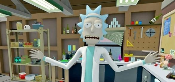 Wrap Your Eyeholes Around The Trailer For The New 'Rick And Morty ... - junkee.com