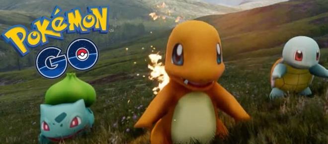 Pokémon GO : Des nouveautés pour les futurs MAJ !