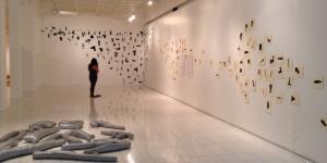 En el Museo de Arte Contemporáneo de San Luis Potosí Cuerpo Abierto.