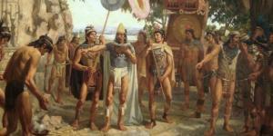 """Foto: Tlaxcaltecas --google-- """"Investigación Tlaxcala en Europa"""""""