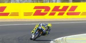 Valentino Rossi, pilota della Yamaha