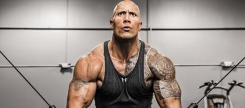 "Wrestler, Schauspieler und bald vielleicht auch US-Präsident? Dwayne ""The Rock"" Johnson."