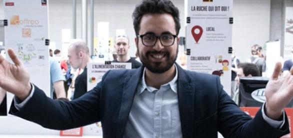 Candidat pour Emmanuel Macron (donc forcément de l'étranger, nous inculque la fachosphère), Mounir peut-il mettre en danger Gaspard Delanoë ?