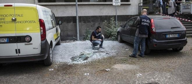 Paura a Roma: forte esplosione davanti ad un Ufficio Postale