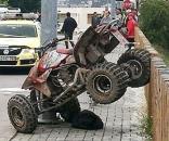 Uma das vítimas não sobreviveu ao despistar-se de moto4