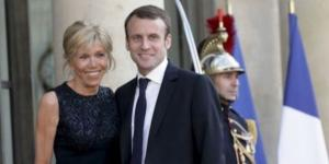Emmanuel et Brigitte Macro, le nouveau couple présidentiel