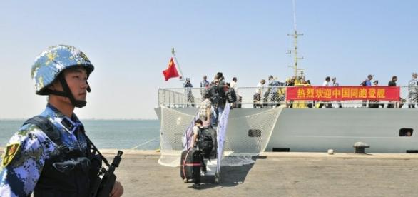 China starts work on Horn of Africa military base in Djibouti ... - scmp.com