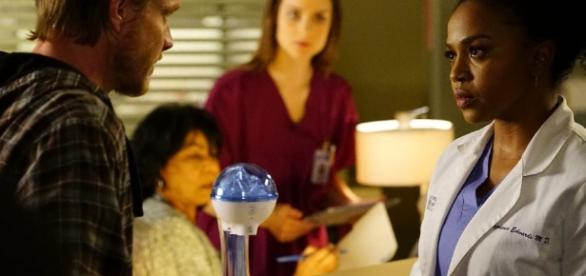 Is Stephanie dead in 'Grey's Anatomy' season 13 finale? [Image via Blasting News Library]