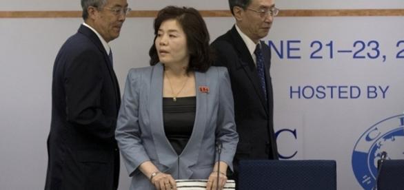 Choe Son-hui, rappresentante diplomatica del regime di Pyongyang