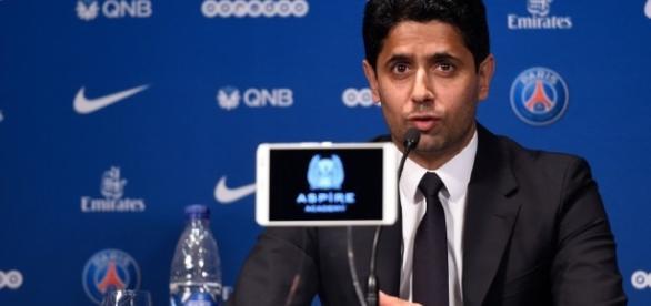 """Le président du PSG renouvelle son """"soutien plein et entier"""" à l ... - rtl.fr"""
