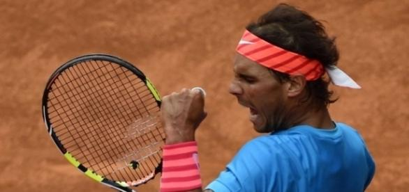 Rafael Nadal rumbo a su tercer título consecutivo en 2017