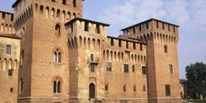 Il Castello di San Giorgio a Mantova, sede della mostra sull'estetica del banchetto