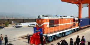 La «nouvelle route de la soie» relie désormais la Chine au Royaume ... - rfi.fr